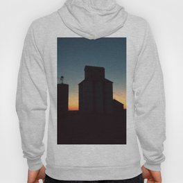 Silos at Sunrise Hoody