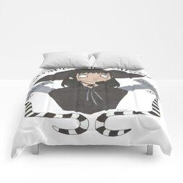 Strange and Unusual Comforters