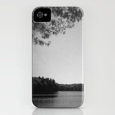 On the bank of Walden Pond iPhone (4, 4s) Slim Case