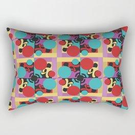 Trippy pattern Rectangular Pillow