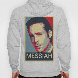 Baltar 'Messiah' design. Inspired by Battlestar Galactica. Hoody