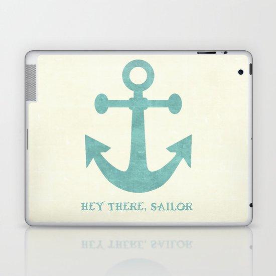 Hey There, Sailor Laptop & iPad Skin