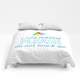 I am autist Comforters