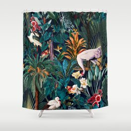 Beautiful Forest III Shower Curtain