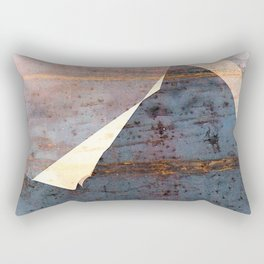 overlaps III Rectangular Pillow