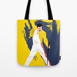 Freddie Forever Tote Bag