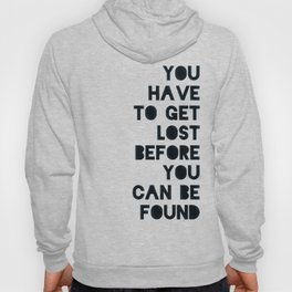 Lost and Found Hoody
