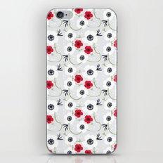Anemone Print iPhone & iPod Skin