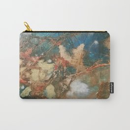 Copper Splash Carry-All Pouch