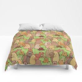 Wake Up Groundhog! Comforters
