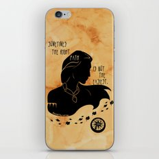 The Right Path iPhone & iPod Skin