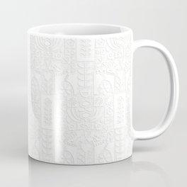 Swedish Folk Art - Subtle Coffee Mug