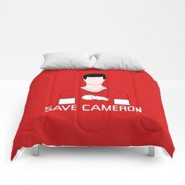 F*ck Ferris, Save Cameron Comforters