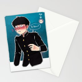 Mob Psycho Stationery Cards
