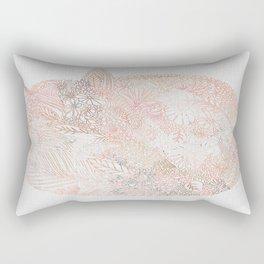 Autumn Fox Rectangular Pillow