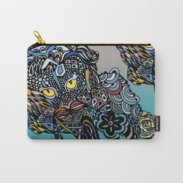 Dragon Cat (Color) Carry-All Pouch