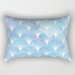 Mermaid Fans: I Dream of Atlantis Rectangular Pillow