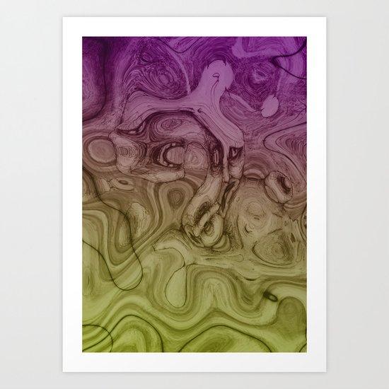 hhrgjjfssshgfiii Art Print