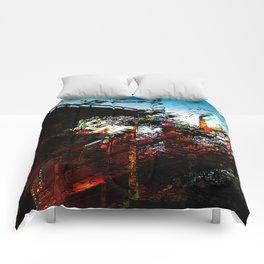 Dissolution of Transit Comforters