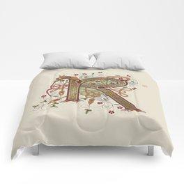 Celtic Initial R Comforters