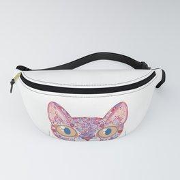 Chromatic Cat I Fanny Pack