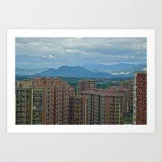 Beijing, China  Art Print