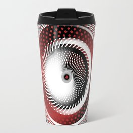 Spinning Out of Control Travel Mug