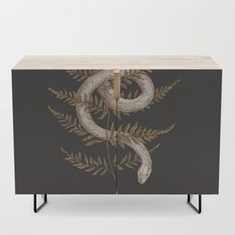 The Snake and Fern Credenza