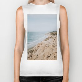 California Coast Biker Tank