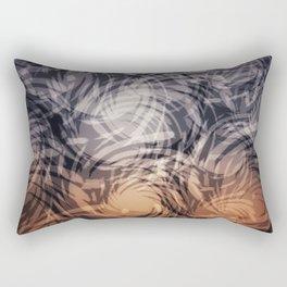 Swirls #1 Rectangular Pillow