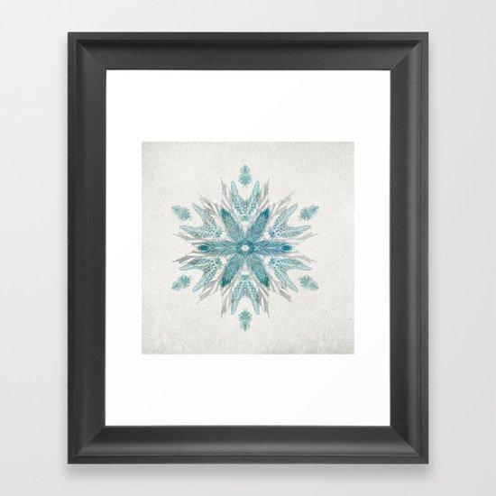 Drift I Framed Art Print