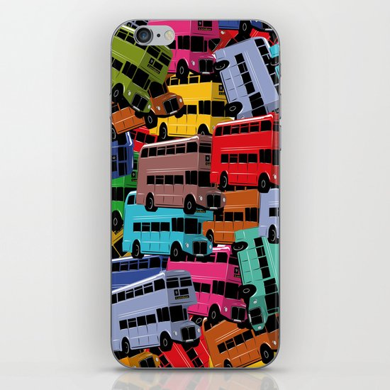 London Calling n°2! iPhone & iPod Skin
