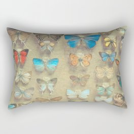 The Butterfly Collection II Rectangular Pillow