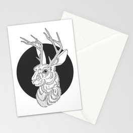 The Jackelope Stationery Cards