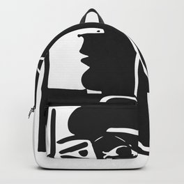 Pablo Picasso Kiss 1979 Artwork Reproduction For T Shirt, Framed Prints Backpack