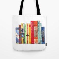 Bright Books Tote Bag
