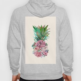 Floral Pineapple Hoody