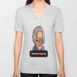Absolutely Disgusting Unisex V-Neck