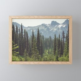 Escape to the Wilds - Nature Photography Framed Mini Art Print