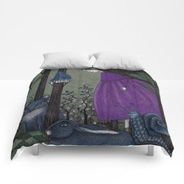 There is a Place in the Woods... Comforters