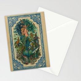 The Sea Princesses Stationery Cards