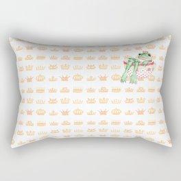 The Crown Prince Rectangular Pillow