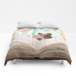 The English Mouse Comforters