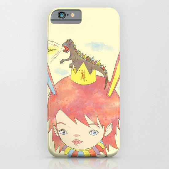 CROWN NEST - GOZILLA KING 고질라킹 iPhone & iPod Case