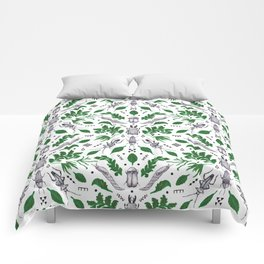 Orienteering insects Comforters