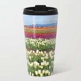 Woodburn Tulips Travel Mug