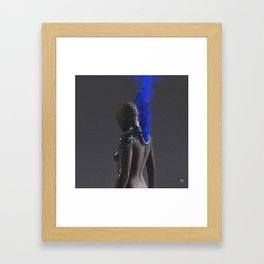 OVERLOAD ∀ Framed Art Print
