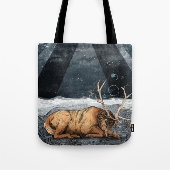 The Unsleeping Dream Tote Bag