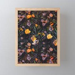 Night Forest II Framed Mini Art Print