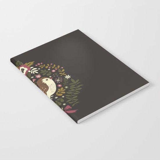 Sweet Robins Notebook